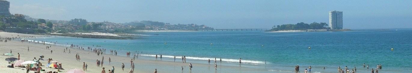 Playa de Samil - Despedidas Vigo